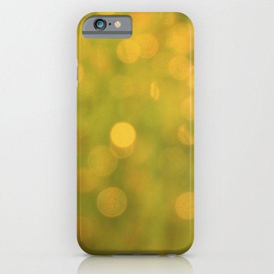 Sunlight Dancing iPhone & iPod Case