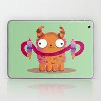 Icecream Monster Laptop & iPad Skin