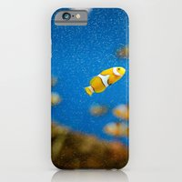 Just Keep Swimming iPhone 6 Slim Case