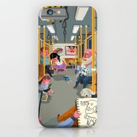 Budapest underground iPhone 6 Slim Case