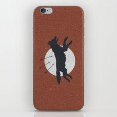 Wolf & Arrow iPhone & iPod Skin