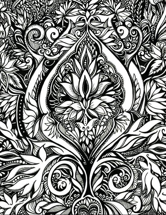 Flora #4 Art Print