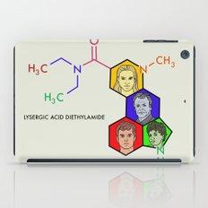 Lysergic Acid Diethylamide iPad Case