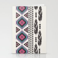 Tribal Spirit Stationery Cards