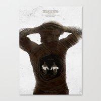 True Detective - The Sec… Canvas Print