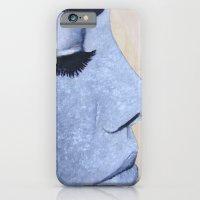 Eyelashes iPhone 6 Slim Case