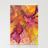 Abstract #63 Stationery Cards