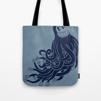 Octadecapus Tote Bag
