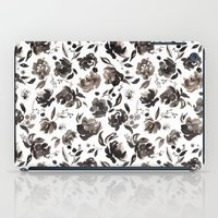 Winter Blossom iPad Case