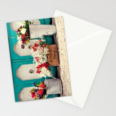 Vintage + Flowers  Stationery Cards
