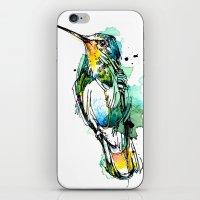 Emerald Hummer iPhone & iPod Skin