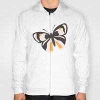 Gungry butterflies Hoody