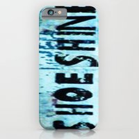 iPhone & iPod Case featuring Shoe Shine  by mcmerriweather