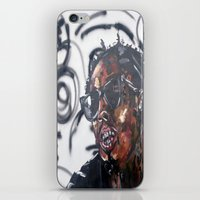 Weezy F iPhone & iPod Skin