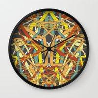 Rungglow Knox Wall Clock