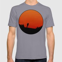 The Sociopath Seven: The… Mens Fitted Tee Slate SMALL