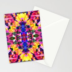 Tropical Tie Dye Stationery Cards