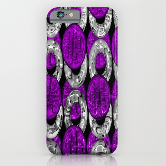 Donuts and Discs iPhone & iPod Case
