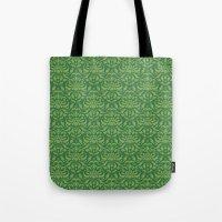 Cloud Factory Damask - W… Tote Bag