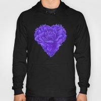 Flower Heart Hoody