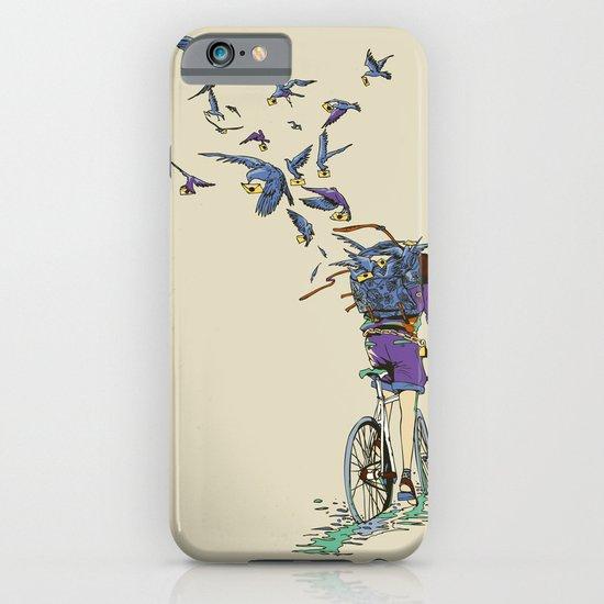 TweetJourney iPhone & iPod Case