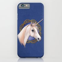 Unicorn Dreams iPhone 6 Slim Case