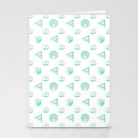 Grand Illusions Stationery Cards