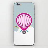 Pick Me Up iPhone & iPod Skin