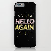 iPhone & iPod Case featuring Hello Again by Andrew Footit