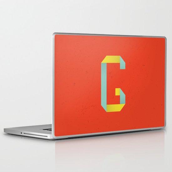 G 001 Laptop & iPad Skin