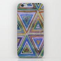 Triangling iPhone & iPod Skin