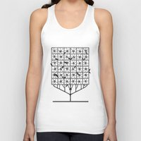 Tree Collection -2 Unisex Tank Top