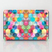 Crystal Bohemian Honeyco… iPad Case
