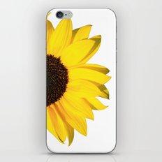 yellow & white summer iPhone & iPod Skin