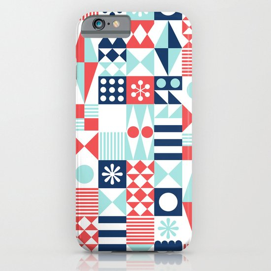 Tradewinds navy iPhone & iPod Case
