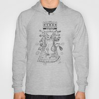 Traveling Carpet of Human Observation Center Hoody