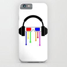 Technicolor tears  iPhone 6 Slim Case
