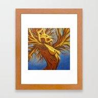 Arbor Enamored Framed Art Print