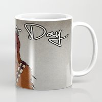 bad hair day no:3 / Chewbacca  Mug