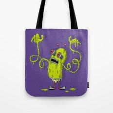 Snot Bot Tote Bag