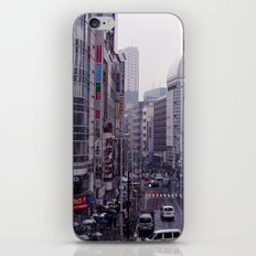Shinjuku Skyline iPhone & iPod Skin