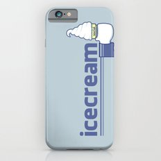 icecream social iPhone 6s Slim Case
