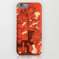 iPhone & iPod Case featuring Cross Over by Emory Allen