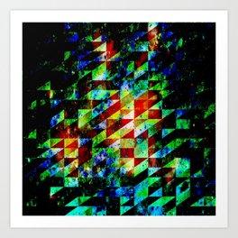 Art Print - GLITCHES - EXITVS