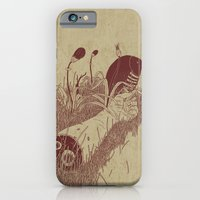 iPhone & iPod Case featuring Helvete Forest by zansky