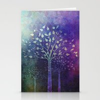 THE TREE OF LIFE - FOR I… Stationery Cards