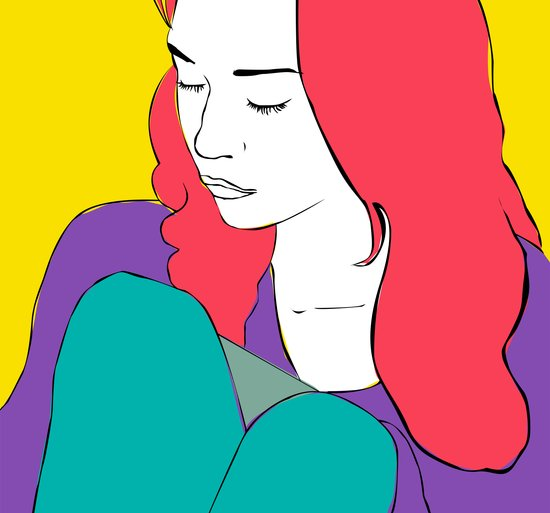 FIONA APPLE Art Print