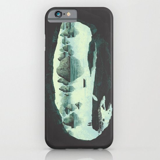 In the Belly of a Beast iPhone & iPod Case