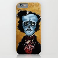 iPhone & iPod Case featuring Poe in Color  by Shawn Dubin