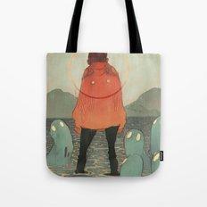 Spirits Of The Lake Tote Bag